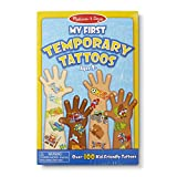 Press them on, peel them off, let your personality show! My First Temporary Tattoos are wearable art for kids. Their bright colors, amazing details and kid-friendly themes look great on all skin tones. And they're so easy to use!