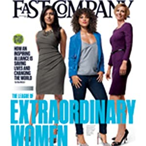 Audible Fast Company, July/August 2012 Periodical