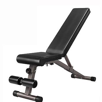 Bancos ajustables Sit Up Bench Banco de pesas plegable para ...
