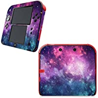 UUShop Skin Sticker Vinyl Decal Cover for Nintendo 2DS System Console - Nebular