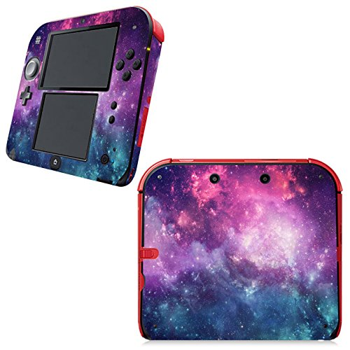 UUShop Skin Sticker Vinyl Decal Cover for Nintendo 2DS System Console - (Nintendo Ds Skin)