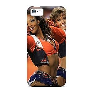 New Denver Broncos Cheerleaders 2013 Calendar Tpu Case Cover, Anti-scratch RlCFyKk7629EelKP Phone Case For Iphone 5c