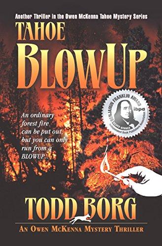 (Tahoe Blowup (An Owen McKenna Mystery Thriller Book 2))