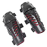 MagiDeal Adult Knee/Shin Guard Motocross Body Protection Motorcycle Knee Protector Protective Gear