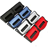UXOXAS Car-styling Seatbelts Clips Adjustable Stopper Holder Plastic Clips For Vehicles 2pcs