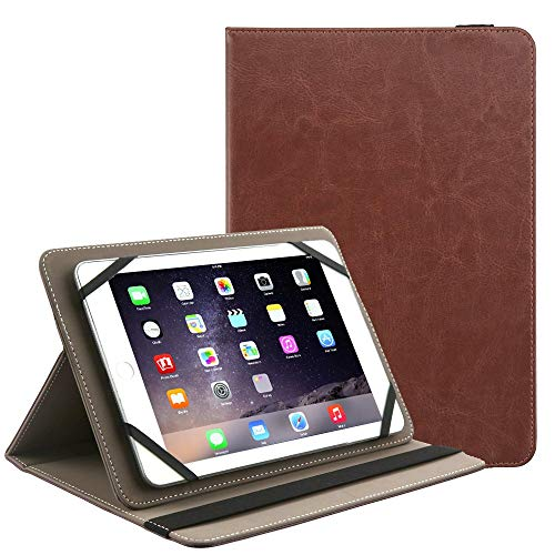 Case+Stylus Fits Universal iPad Kindle Fire Samsung ALCATEL etc. PU Leather MyJacket Case for 7