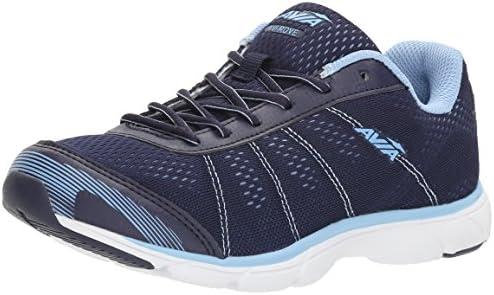 ed0754e8097cc Avia Women's Avi-Rove Sneaker, Grotto Navy/Powder Blue/White, 6.5 ...