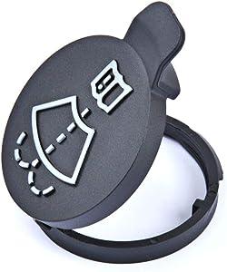 OTUAYAUTO Windshield Wiper Washer Fluid Reservoir Tank Bottle Cap - for Chevrolet Buick GMC Cadillac - OEM#: 12767700