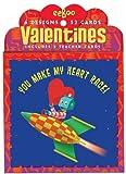 eeBoo Robot Valentines - 32 ct
