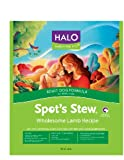Halo Spot's Stew® Adult Dog, Lamb Recipe, 28-Pounds, My Pet Supplies