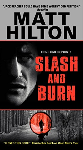 Slash and Burn (Joe Hunter Novels)