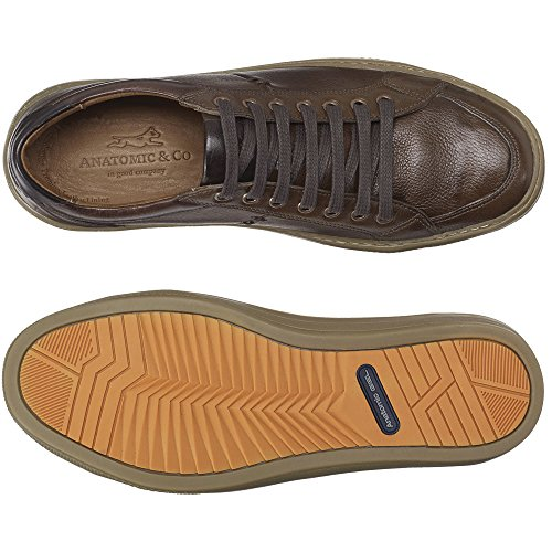 Anatomic & Co Bilac Full-Grain Troy Lace Up Shoes TROY Descuento De La Separación sAUFibja