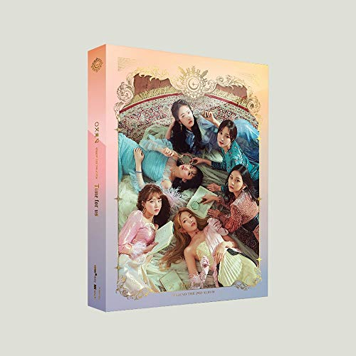 Source Music - Source Music G-Friend GFRIEND - Time for us [Daytime ver.] (Vol.2) CD+Photobook+Official Photocards+Pre-Order Benefit+Folded Poster+3Double Side Photocards