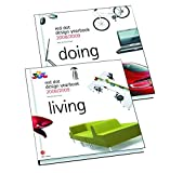 red dot design yearbook 2008/2009. vol. 1 living & vol. 2 doing (Set)