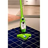 X5 H2O Stick Handheld Steam Mop Cleaner with Crevice Tools