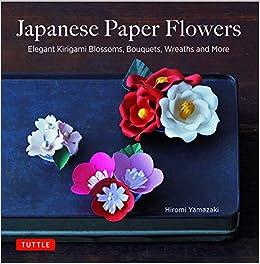 80 lilas rose vert bleu motif floral Origami pliage papier 10 cm Craft Art japonais A3