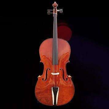 Miiliedy Hecho a mano Melodious Cello Niños Principiantes ...