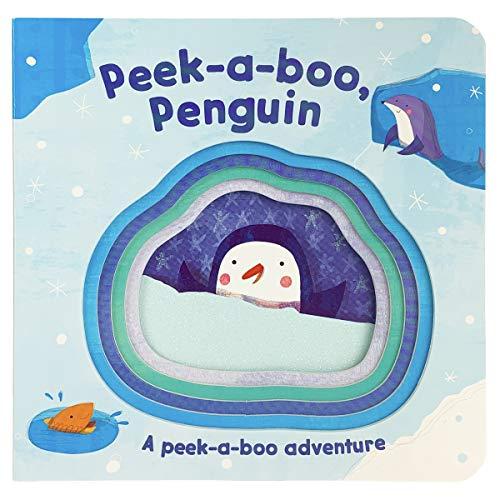Peek-a-Boo Penguin (Peek-a-boo Books) (Peek-a-boo Adventure)
