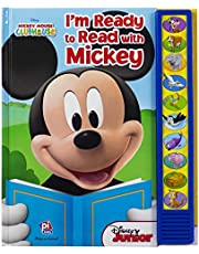 Disney Mickey Mouse Clubhouse - I'm Ready to Read With Mickey - Play-a-Sound - PI Kids