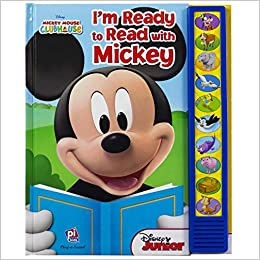 Amazon Com Disney Mickey Mouse Clubhouse I M Ready To