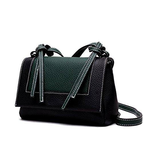 Spalla Tracolla Tipo Donna A Messenger viaggio Borsa Vintage 3 Bag Pelle Sucastle università D'affari 2 In XUfqIpwXx