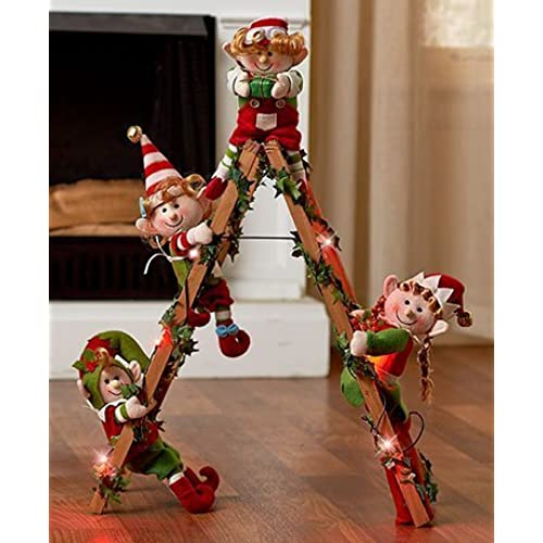 elf decorations christmas amazoncom - Elf Christmas Decorations