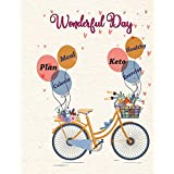 Wunderbar Day Healthy Meal Calorie Keto Exercise Plan: 120 Days Keto Meal Planner Healthy Food : For Ketogenic, Weight Loss, Exercise Diet Meal Weekly ... Daily (Exercise Diet Meal Plan) (Volume 2)