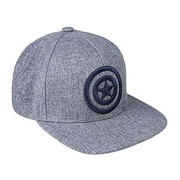 Marvel gorra plana Capitan America