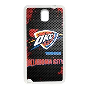 Oklahoma City Thunder Logo Phone Case for Samsung Galaxy Note3 Case
