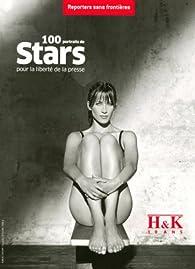 100 Portraits de stars pour la liberté de la presse par  H & K