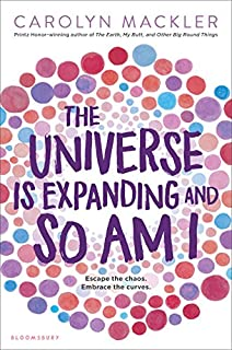 Book Cover: The Universe Is Expanding and So Am I