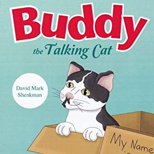 Buddy the Talking Cat Audiobook