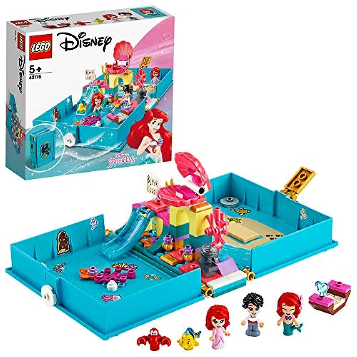 [해외] 레고 디즈니 에리얼의 스토리북  43176