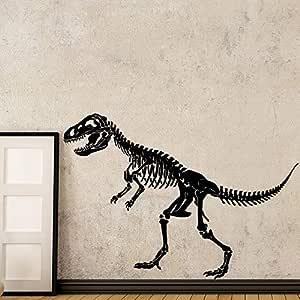 mlpnko Diversión Dinosaurio Vinilo Pared Papel Tapiz salón ...