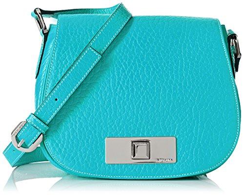 Donna Cm Arcadia 22 6590 Borsa Blu Messenger