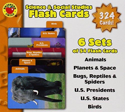 Science & Social StudiesFlash Cards