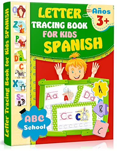 - Letter Tracing Book for Kids Spanish: Spanish Letter Tracing. Letter Tracing Book for Kids Ages 3-5 Spanish. Spanish Workbook for Kids. Spanish Alphabet. ... Writing Workbook for Kids. (Spanish Edition)