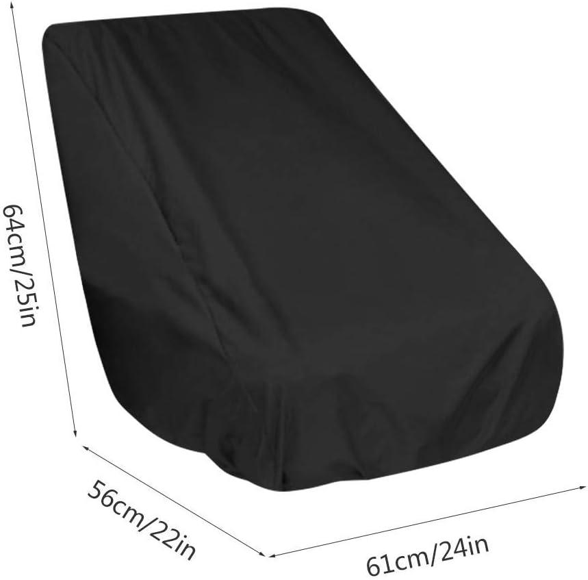 1# AUNMAS Coperture per sedie Impermeabili Resistente per Esterni Scrivania e sedie Copri protettore per mobili da Giardino