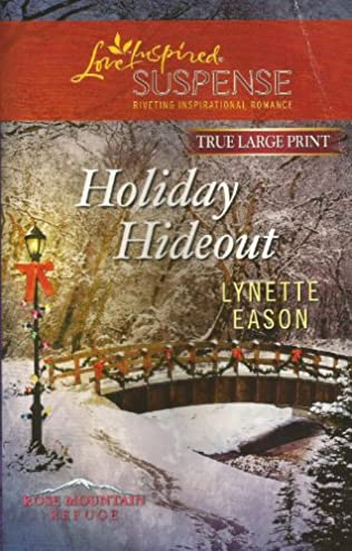 book cover of Holiday Hideout