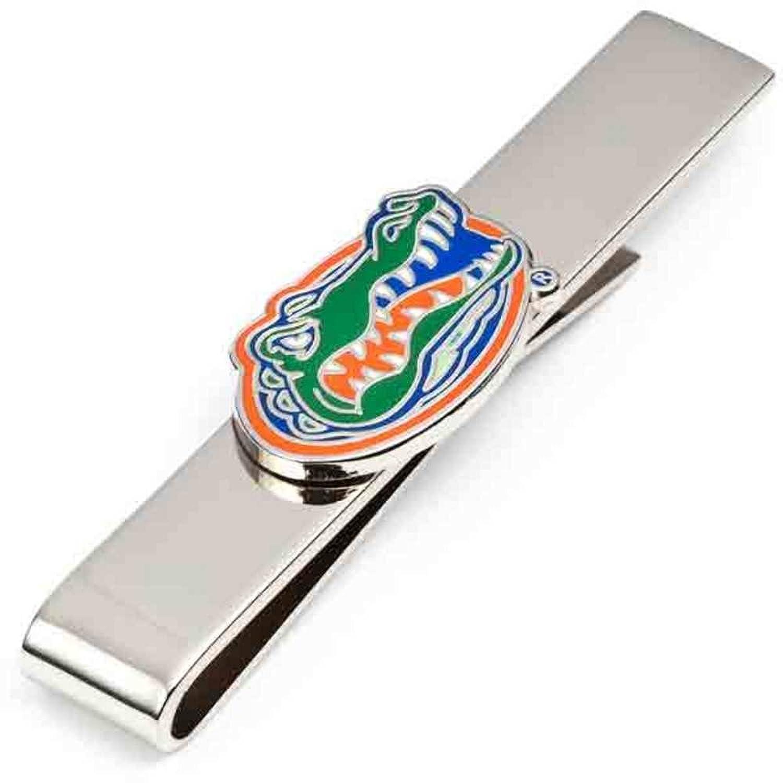 Amazon.com: Cufflinks Inc Metal Mens Tie Bar University Of Florida Gators  Tie Bar Silver Model # PD UFL TB: Jewelry