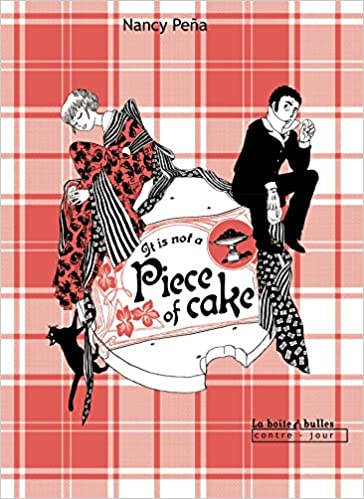 Le chat du kimono - T03 - It Is Not A Piece Of Cake
