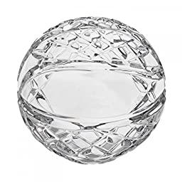 Waterford Crystal Basketball Paperweight