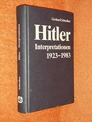 Hitler-Interpretationen 1923-1983
