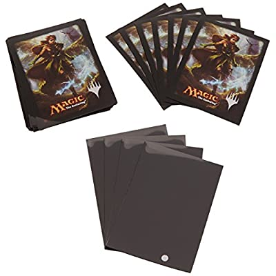 Ultra Pro Magic The Gathering - 120 Commander Freyalise Deck Protector Sleeves V3 - UPR86197: Toys & Games