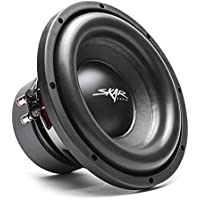 Skar Audio SDR-10 D2 10-inch 1200 Watt Max Power Dual 2 Ohm Car Subwoofer