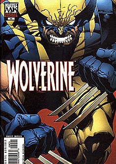 Download Wolverine (2003 series) #36 VARIANT pdf epub