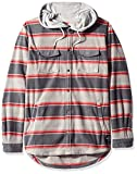 Quiksilver Men's Hood, Tarmac surf Days Stripe, M