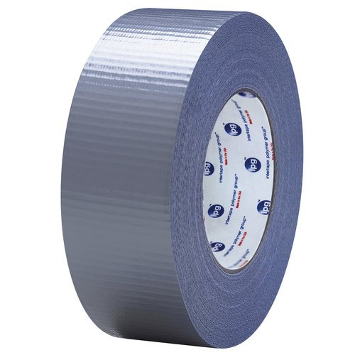 Intertape Polymer Group 83689 Silver PE Film Backing/Natural Rubber/Resin Adhesive/PET Cloth Reinforcement Duct Tape, 18 psi, Tensile Strength, 179.79' Length, 1.88'' Width (Pack of 24) by Intertape Polymer Group