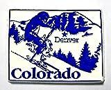 Colorado Denver Fridge Magnet