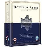 Downton Abbey - Complete Collection (Series 1-4) - 15-DVD Box Set [ NON-USA FORMAT, PAL, Reg.2.4 Import - United Kingdom ] by Hugh Bonneville
